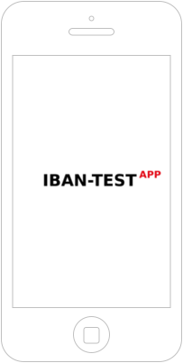 IBAN check with IBAN-Test com